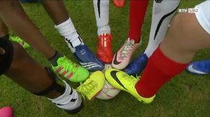 Integrationsfußball-WM in Linz