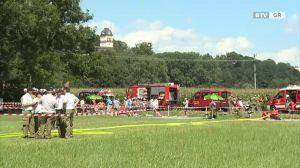 Feuerwehr-Nassbewerb Bezirk Grieskirchen – zu Gast bei der FF Tolleterau