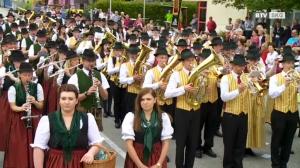 Bezirksmusikfest Gmunden 2017