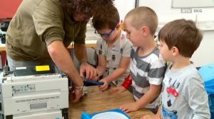 Kinder und Technik - Spielend Forschen im Salzkammergut