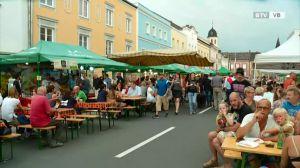 Viva Italia! – Eine grün, weiß, rote Einkaufsnacht in Schwanenstadt