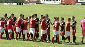 FB: 2. Klasse Süd: ASKÖ Pinsdorf - ATSV Timelkam