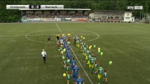 FB: OÖ-Liga: Union Volksbank Vöcklamarkt - SV Bad Ischl