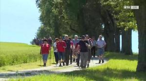 OÖ Seniorenbund – 35. Landeswandertag in Michaelnbach
