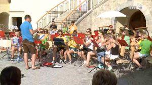 Musik Camp 2016 - OÖBV Jugendreferat Bezirk Vöcklabruck
