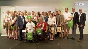 Das sind die Oberösterreicher bei OLYMPIA!
