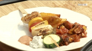 Kochen auf der Landesgartenschau - Sommerzeit ist Grillzeit