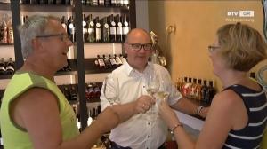 Neu in Grieskirchen: Wein & Immobilien aus erster Hand