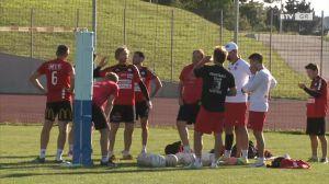 Euro 2016 – Finale Vorbereitungen auf Faustball EM in Grieskirchen