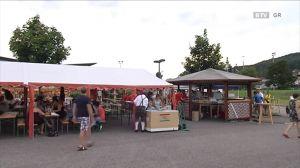 Quietschenten & Rasenmähertraktoren im Wettstreit - Marktfest Taufkirchen a.d.Tr.
