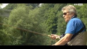 Fliegenfischer-Legende im Portrait