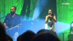 Christina Stürmer rockt Linz