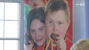 Ein Jahr bis Special Olympics