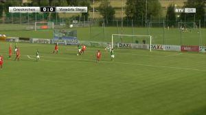 Das Kapitel Regionalliga beginnt: SV Grieskirchen - Vorwärts Steyr