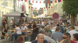 Schmiedstraßenfest in Eferding