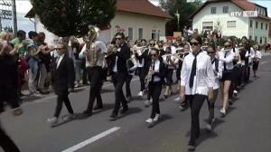 Anspruchsvolle Marsch-Shows – Jugend & Kreativ BMF Pötting
