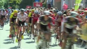 Österreich Radrundfahrt – Etappenziel Altheim