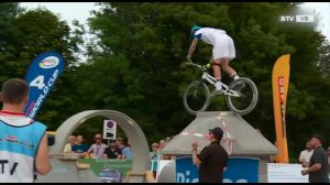 2. UCI Trial World Cup am 30. und 31. Juli in Vöcklabruck