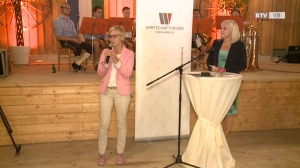 Sommerempfang des Wirtschaftsbundes im Schloss Stauff