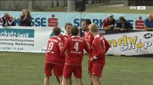 Faustball: World Cup: Österreich - Brasilien