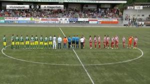 FB: Regionalliga-Mitte: UVB Vöcklamarkt – Austria Klagenfurt