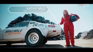 Portrait Kathy Mile - 210 km/h in 10 Sekunden