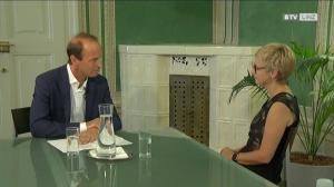 Oberösterreich im Fokus - Gespräch mit Doris Hummer Teil 1