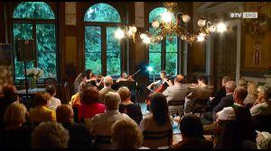 Salzkammergut Festwochen Gmunden – Goldegg Quartett und Simon Reitmaier
