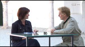 20 Jahre Schlosshotel Orth – Schauspieler Albert Fortell im Gespräch