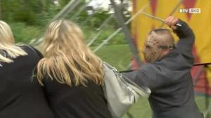 Zirkus des Grauens in Ebensee
