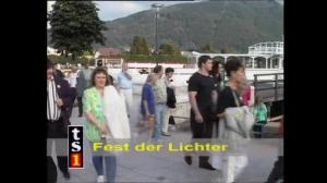 Kultkastl - Lichterfest in Gmunden 1997