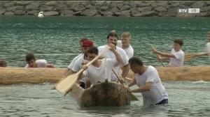 Feiern wie damals – das Pfahlbaufest in Seewalchen