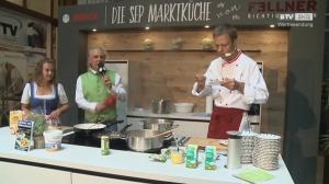 Marktküche im SEP