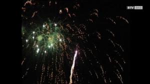 Kultkastl - Lichterfest Gmunden 1997