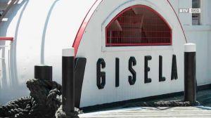 Juwelen - Das Dampfschiff Gisela
