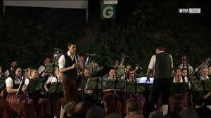 Open-Air Konzert auf der Waldbühne bei Geiersberg