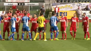 FB: OÖ-Liga: FC Andorf – SV Gmundner Milch