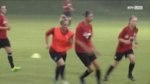 Hype um Damenfußball – Lokalaugenschein bei der Union Kleinmünchen