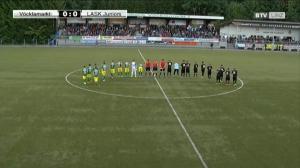 FB: Regionalliga Mitte: Union Volksbank Vöcklamarkt – LASK Juniors