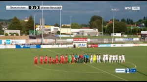 ÖFB Cup: Grieskirchen vs. Wiener Neustadt
