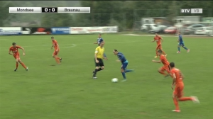 FB: Landesliga West: Union Mondsee - FC Braunau