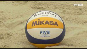 Action am Sandstrand: Beachvolleyballturnier Gallspach