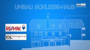 Remax Traunsee - Projekt Schleisshaus