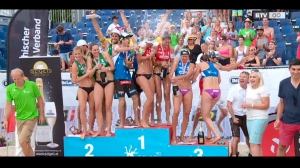 Der Pro Beach Battle - ein Sport/Party/Lifestyle-Event