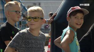 Energie sehen, fühlen und erleben – beim Schulstartfest der Erlebniswelt Timelkam