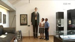 2,58 Meter - die magische Zahl des Riesen von Lengau