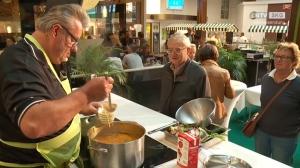 Herrliche Fischsuppe aus der SEP Marktküche!