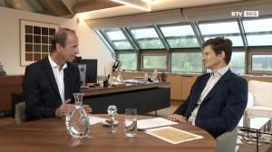 Oberösterreich im Fokus - Gespräch mit Dr. F. Peter Mitterbauer Teil 1