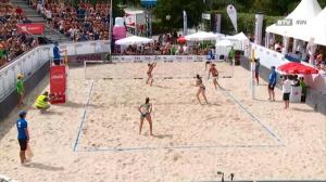 Pro Beach Battle 2017 - Staatsmeisterschafen Litzlberg