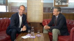 Oberösterreich im Fokus - Gespräch mit Gerhard Kunesch TEIL 1